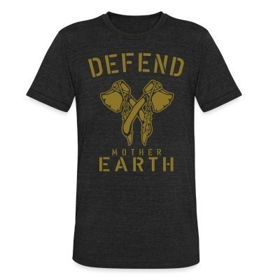 Produit local Defend mother earth