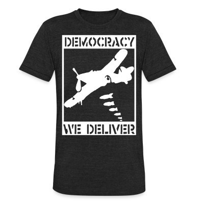 Produit local Democracy we deliver