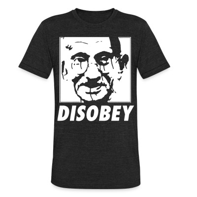 Produit local Disobey (Gandhi)