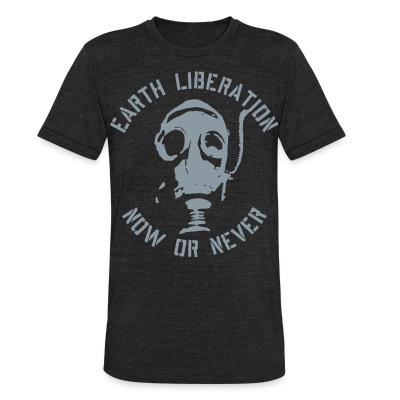 Produit local Earth liberation - now or never