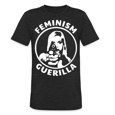 Produit local Feminism guerilla