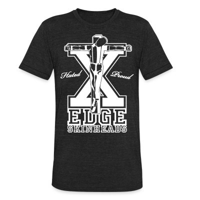 Produit local Hated & proud - straight edge skinheads