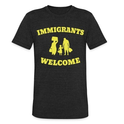 Produit local Immigrants welcome