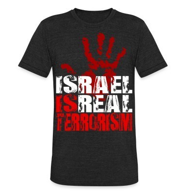 Produit local Israel is real terrorism