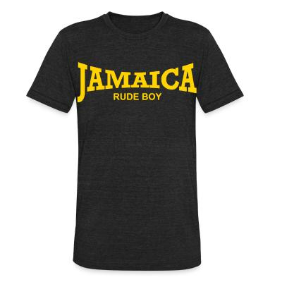 Produit local Jamaica rude boy