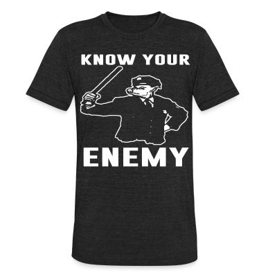 Produit local Know your enemy