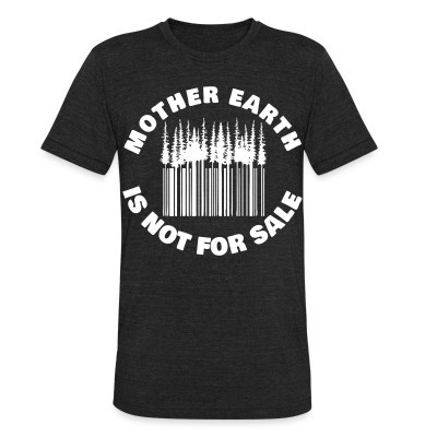 Produit local Mother earth is not for sale