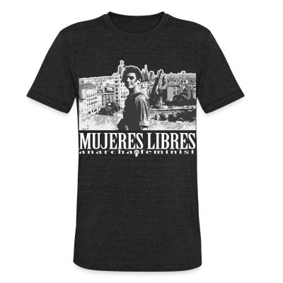 Produit local Mujeres libres anarcha-feminist