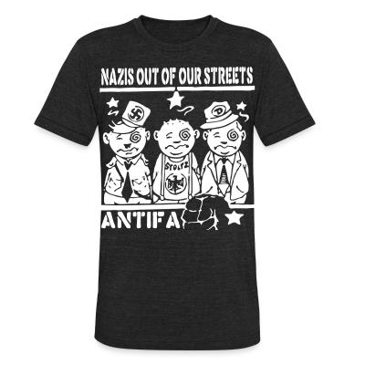 Produit local Nazis out of our streets - antifa