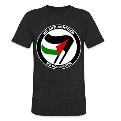 Produit local No anti-semitism no occupation