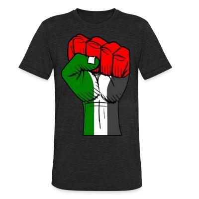 Produit local Palestine Raised Fist