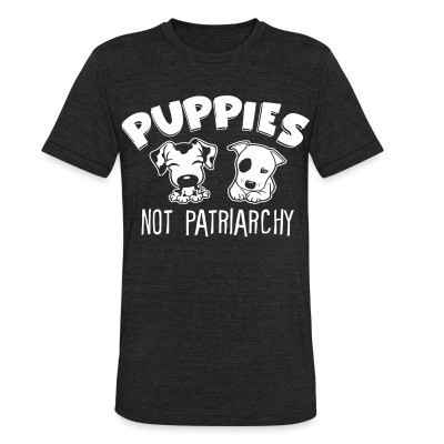 Produit local Puppies not patriarchy