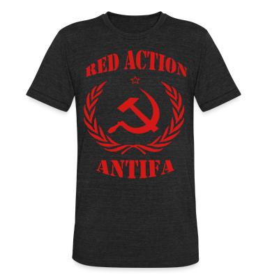 Produit local Red action antifa