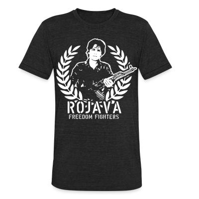 Produit local Rojava freedom fighters