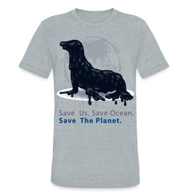 Produit local Save us. Save ocean. Save the planet.