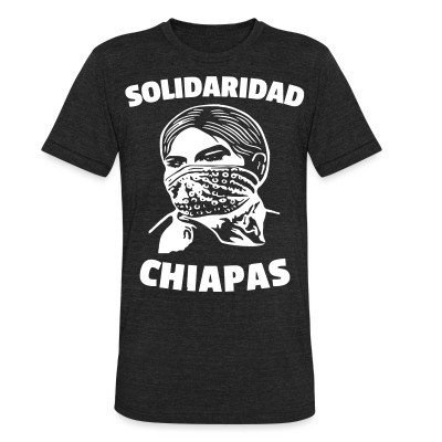 Produit local Solidaridad Chiapas