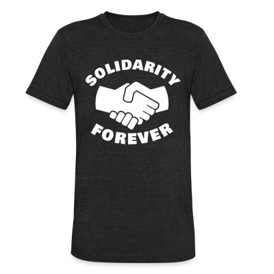 Produit local Solidarity forever