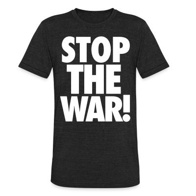 Produit local Stop the war