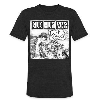 Produit local Subhumans - Rats