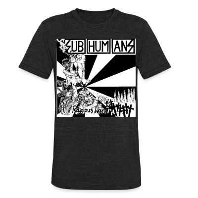 Produit local Subhumans - Religious wars