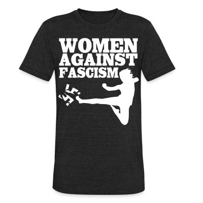 Produit local Women against fascism