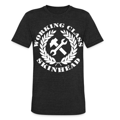 Produit local Working class skinhead