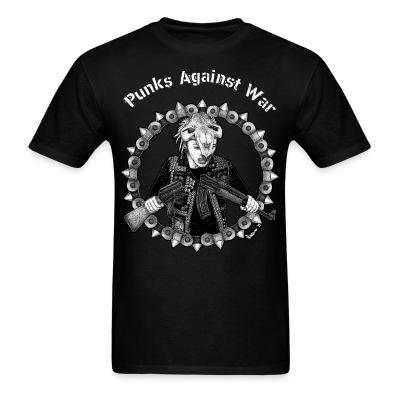 Punks against war