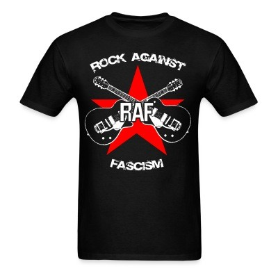 RAF Rock Against Fascism