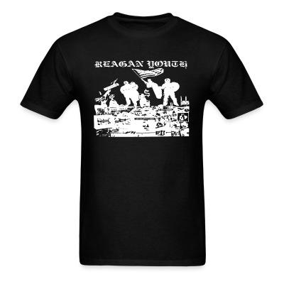 T-shirt Reagan Youth