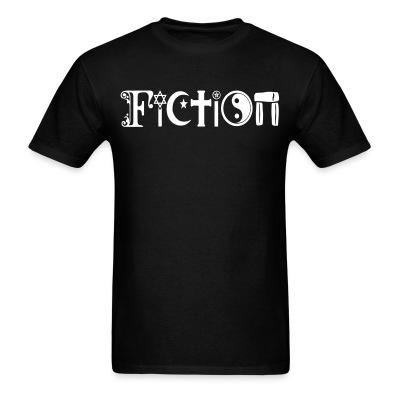T-shirt Religion Fiction