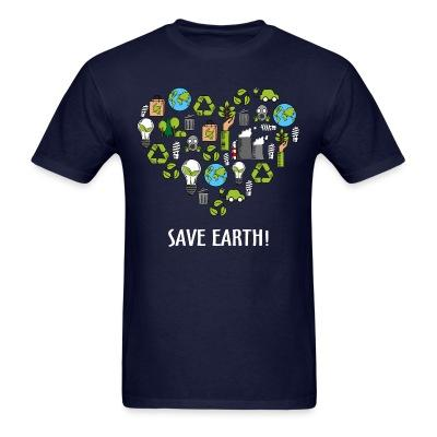 Save earth!