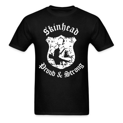 Skinhead proud & strong