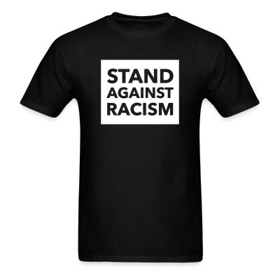 Stand against racism