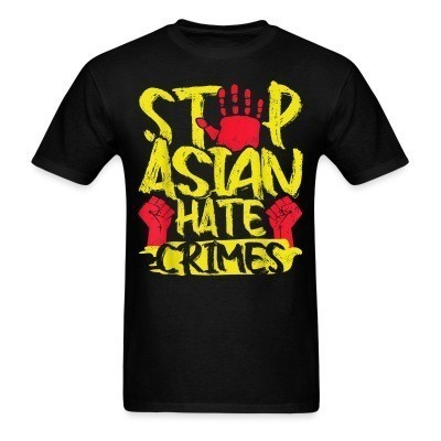 Stop asian hate crimes