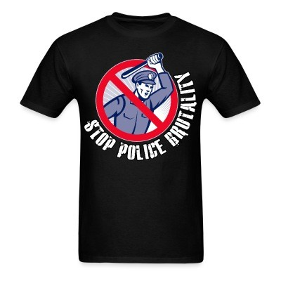 Stop police brutality