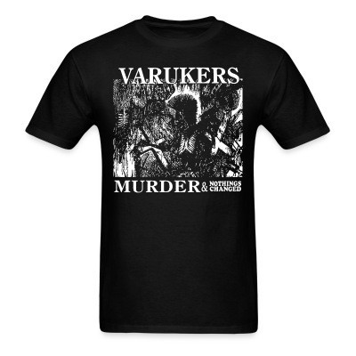 The Varukers - Murder & Nothing's Changed