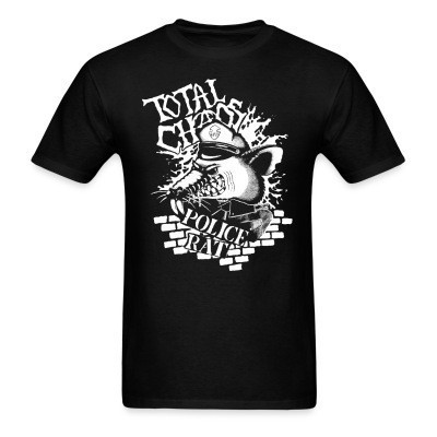 Total Chaos - Police Rat