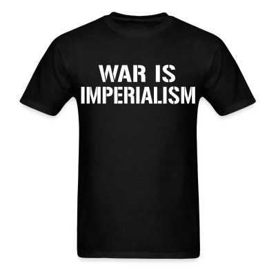 War is imperialism