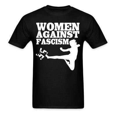 Women against fascism