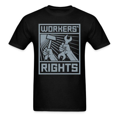 T-shirt Workers' rights