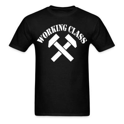 Working class Working class - Class war - Class struggle - Proletarian - Proletariat - Syndicalism - Work - Labor union - Strike - Unionism - Self-management - CNT