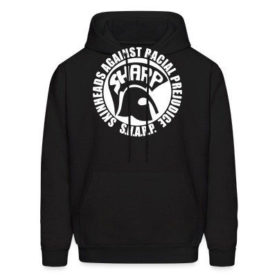 Sweat (Hoodie) S.H.A.R.P. - Skinheads Against Racial Prejudice