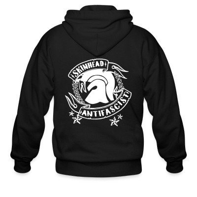 Sweat zippé Skinhead antifascist
