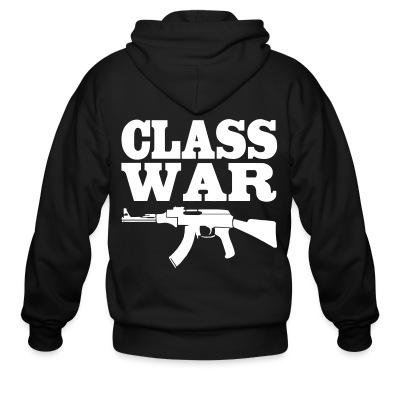 Sweat zippé Class War AK47