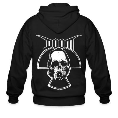 Sweat zippé Doom