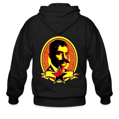 Sweat zippé Emiliano Zapata