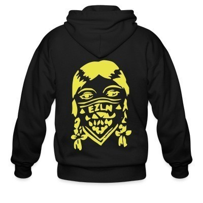 Sweat zippé EZLN