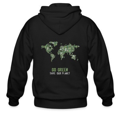 Go green - save our planet