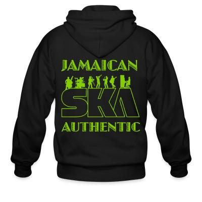 Jamaican ska authentic