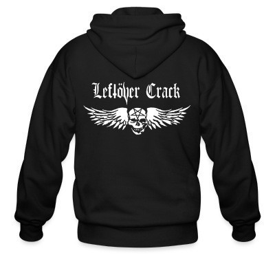 Sweat zippé Leftover Crack